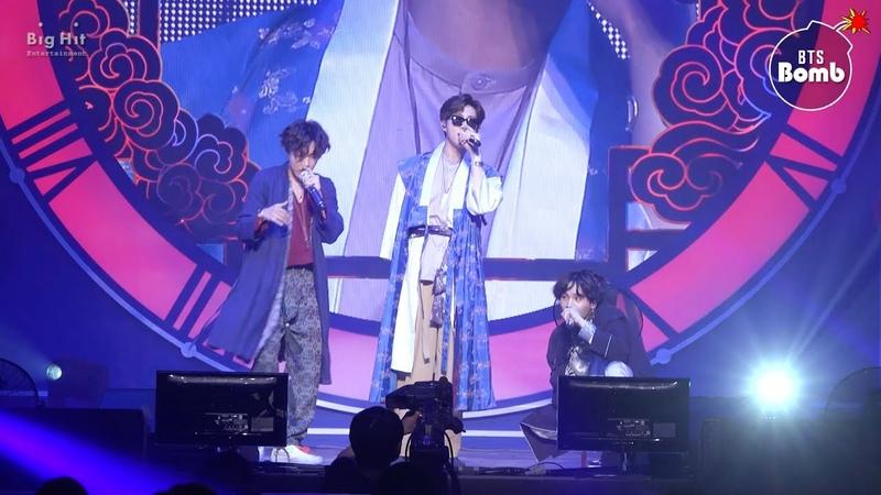 BANGTAN BOMB BTS PROM PARTY UNIT STAGE 땡 BTS 방탄소년단