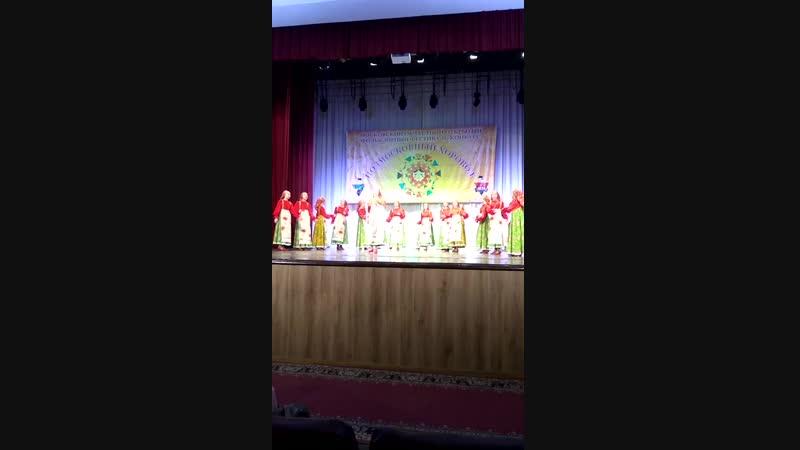 Московский областной фестиваль-конкурс фольклорных коллективов Подмосковный хоровод