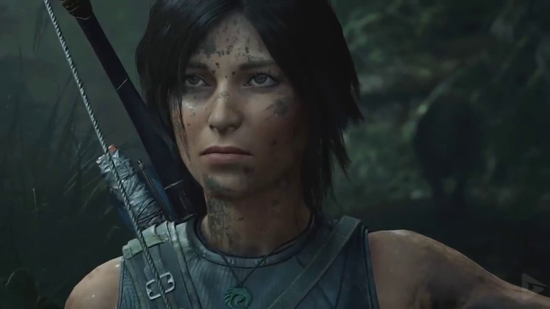 Lara Croft Until We Go Down GMV