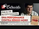 COTV Entrevista nº 17 - Uma performance contra Sérgio Moro, com Ricardo Lísias