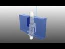 Как работает смывной бачок GROHE UNISET FOR WC