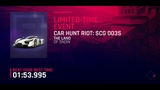 152.706 Car hunt riot SCG 003 Stradale. SCG 003S 2 stars, rank 2824 max pro.