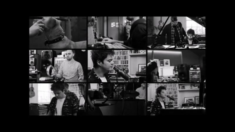 Мой фильм Jamie Cullum - Shape Of You (Ed Sheeran) Song Society No.9
