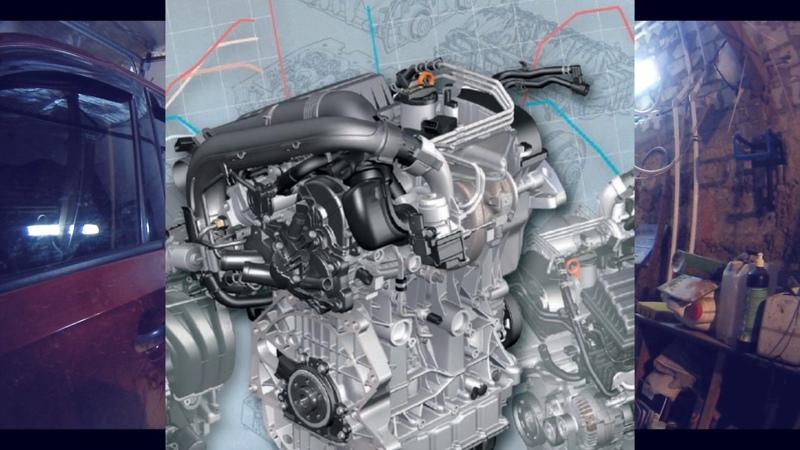 Norm Avto - про двигатели 1.4 TSI