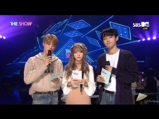 [MShow] 181002 special MC Luda on The Show @ Luda