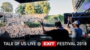 EXIT 2018   Tale Of Us Live @ mts Dance Arena