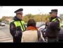 Штраф пешеходам-нарушителям