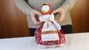 Обереговая кукла Защитница домашнего очага Оберег защитница очага