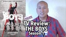 My Review of The Entire Amazon Prime's 'THE BOYS' Season 1 Starring Karl Urban
