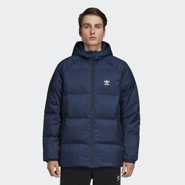 Утепленная куртка SST