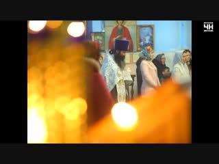 Рождественское богослужение 2019