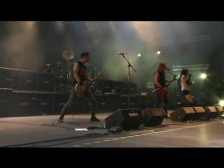 """Hansen  Friends """"Save Us"""" (Live at Wacken) Official Live Video"""