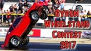 Byron Wheelstand Contest 2017 Full Coverage
