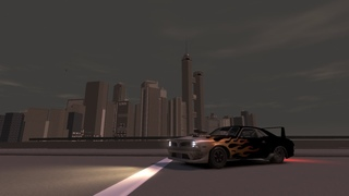 Financial District from APB Reloaded ported to Grand Theft Auto IV