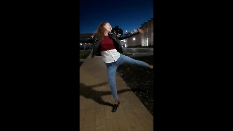 Ангелинка-балеринка