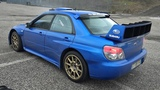 Street-Legal Subaru Impreza S12 WRC Replica Doing AWD Donuts, Revs &amp Accelerations!