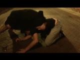 Eli Knight - lapel choke on the street #самооборона
