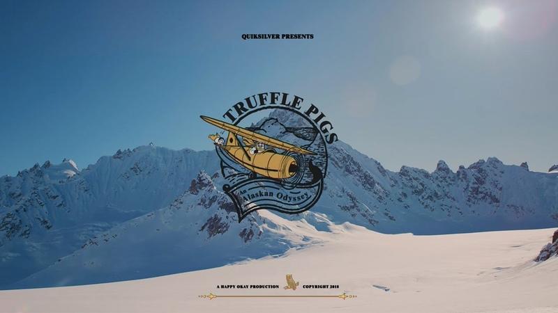 TRAVIS RICE TRUFFLE PIGS An Alaskan Odyssey