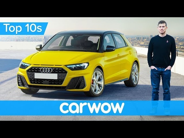 New Audi A1 - the most luxurious small car ever | Top 10s