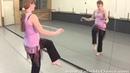 Belly Dance Lesson With Talia Raks Al Assays Cane Dance Saidi Sweep S2 E18 Lesson 58 fixed