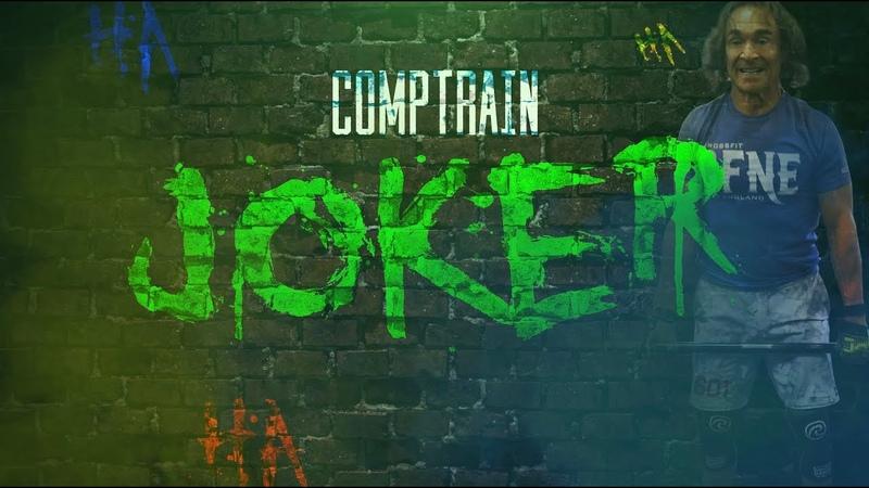 NEW CompTrain Masters Benchmark: Joker with Dave Hippensteel
