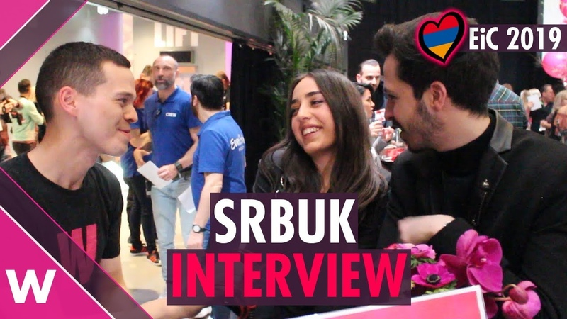Srbuk Walking Out Armenia INTERVIEW @ Eurovision in Concert 2019