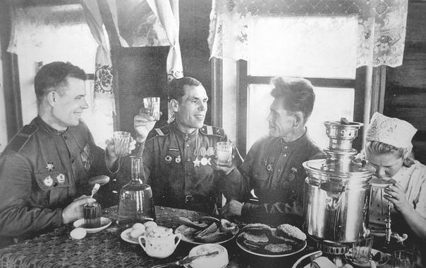 надо было пьющих посылать у меня дед недолюбливал немцев. и, наверное, это должно было быть закономерно, он фронтовик, штрафник. но именно по поводу войны, он как–то особой личной неприязни к