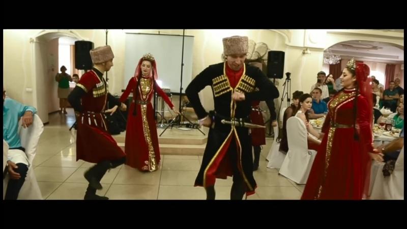 Свадебноу шоу ансамбля ASSA
