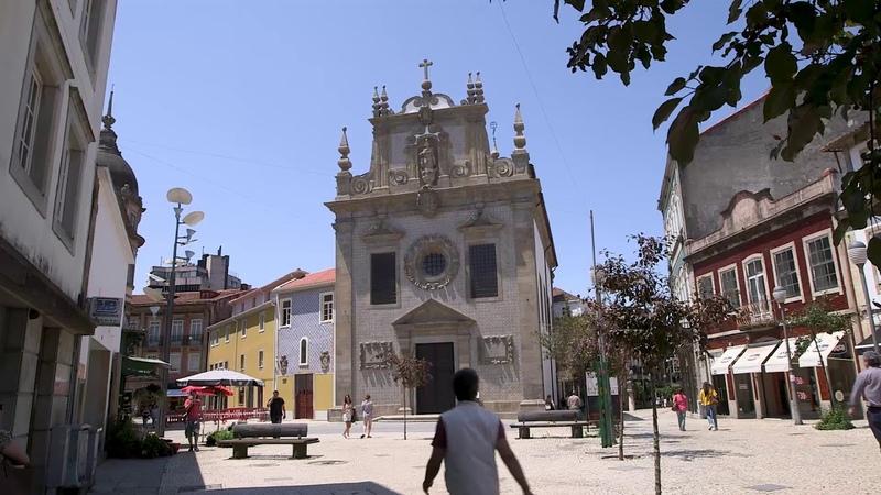 Braga Ponto de Chegada Há Volta RTP
