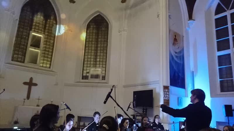 Queen Англиканский собор Святого Андрея 20 04