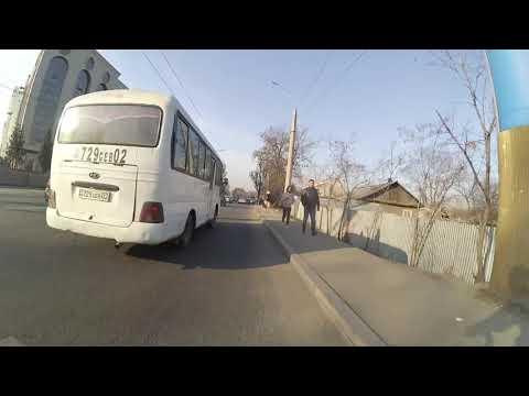 Алматы Велосипед Весна 20 марта утро Среда