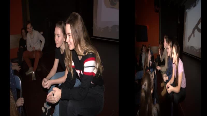 Школьный тур, г.Кострома, 15 гимназия 9-ые классы