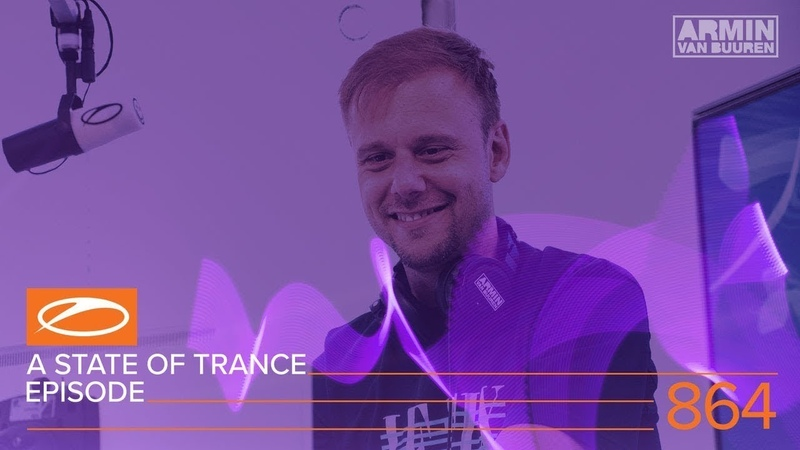A State Of Trance Episode 864 (ASOT864) – Armin van Buuren