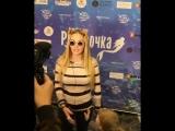 Саша Project на презентации шоу Русалочка в Цирке Чудес 01.10.18
