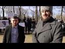 Свободу Тумсо Чеченцы Франции поддержали Тумсо Абдурахманова
