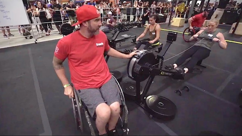 Adaptive CrossFit: Simulated Impairment Workout