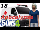 Детский доктор Айболит. Все сложно😩 The Sims 4 Apocalypse Challenge – 18