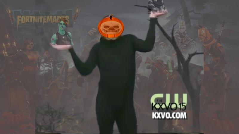 Ну что, все готовы к грядущему хэллоуинскому ивенту?