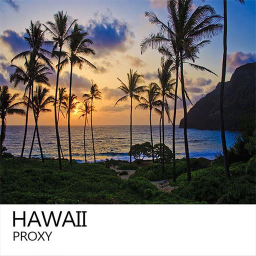 Proxy альбом Hawaii