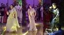 Sara Ali Khan Karan Johar's Drunk Dance Video At Abujani Sandeep Khosla's Neice Wedding Reception