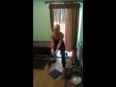 Упражнение с гирями 16 и 24 кг. Моя мама в декабре исполнится 66 лет