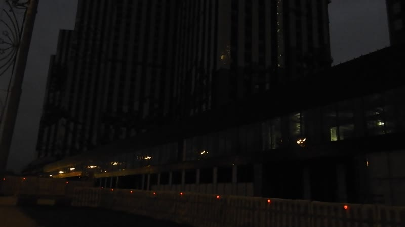 ЖК Эталон Сити башни Токио корпуса № 2 3 4 5 6 с ул Поляны цветные фасады почти готовы