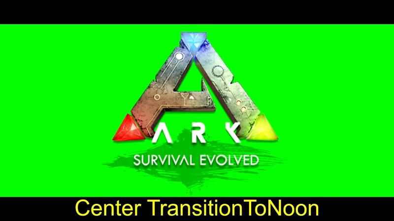 Ark Survival Evolved TheCenter OST Transition Morning, Night and Noon