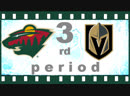 МАТЧ НОМЕР 758. 21 ЯНВАРЯ 2019. MINNESOTA WILD ― VEGAS GOLDEN KNIGHTS