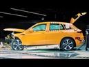 2019 Mercedes EQC Crash Test - Proven To Be Safe