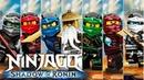 Лего Ниндзяго на русском языке 11-20 серии. Детское видео 2018
