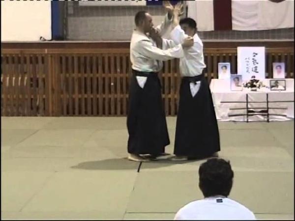 Katadori menuchi uchite koshi nage - Shishiya sensei