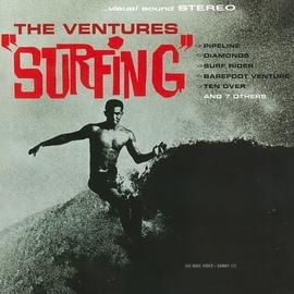 "The Ventures альбом ""Surfing"""