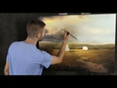 Commissioned Painting Part 1 | Paint with Kevin ®