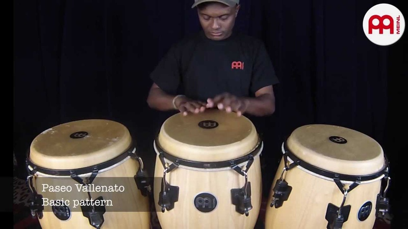 Rodny Theran Paz Conga Styles MEINL Percussion
